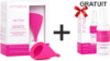 Poza Intimina - Lily Cup B + Intimate Accessory Cleaner (GRATIS)