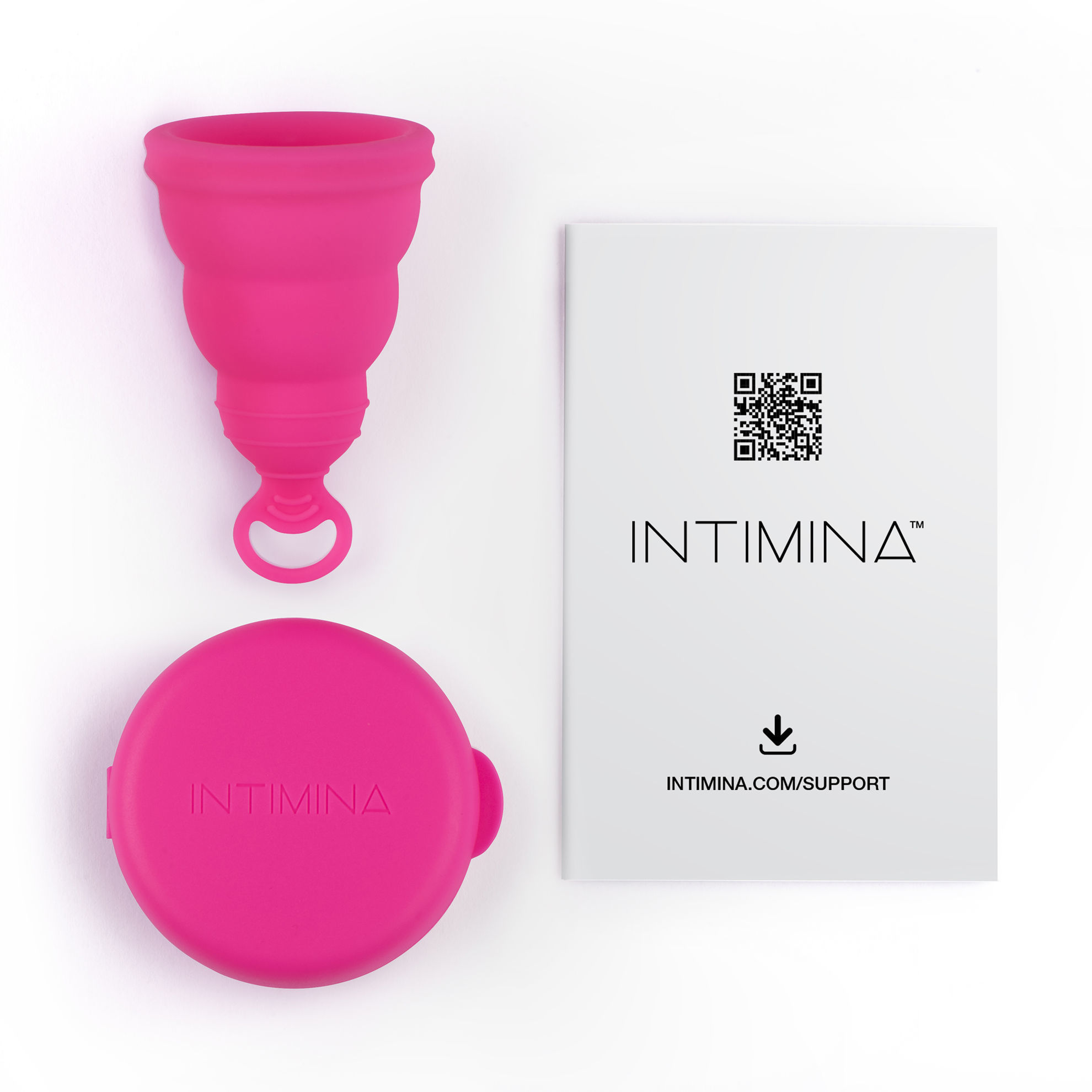 Poza Intimina - Lily Cup One + Intimate Accessory Cleaner (GRATIS)