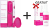 Poza Intimina - Ziggy Cup + Intimate Accessory Cleaner (GRATIS)